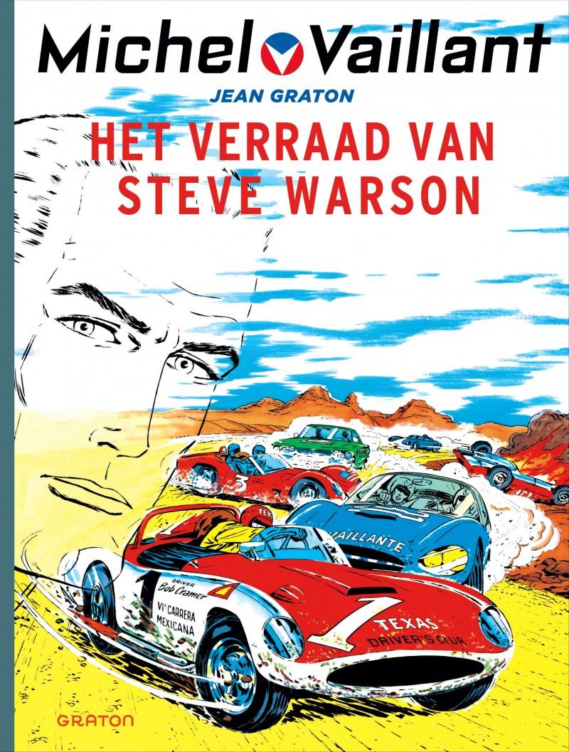 Michel Vaillant - tome 6 - Het verraad van Steve Watson