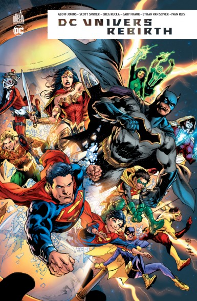 Tag 2 sur DC Earth - Forum RPG Comics - Page 2 Dc-univers-rebirth