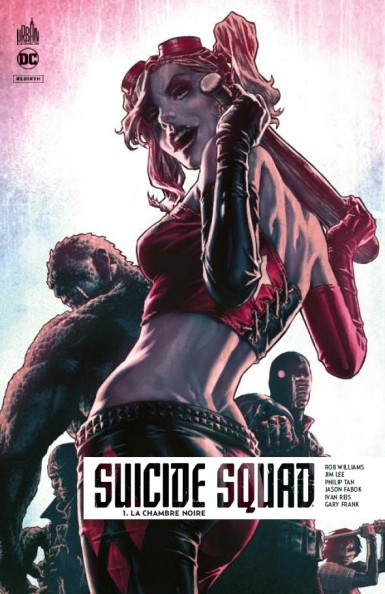 suicide-squad-rebirth-tome-1