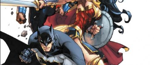Justice League Rebirth Presse