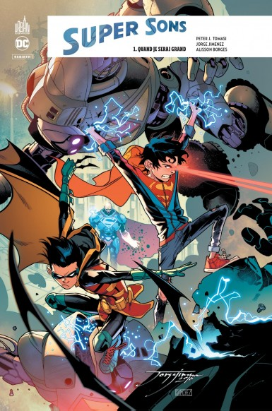 super-sons-tome-1