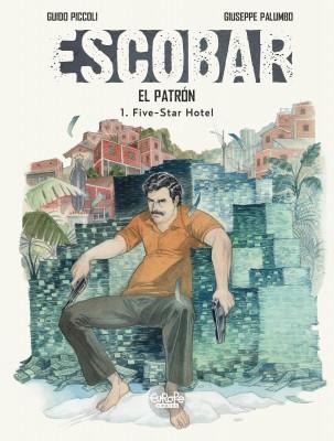 Escobar El Patron Europe Comics