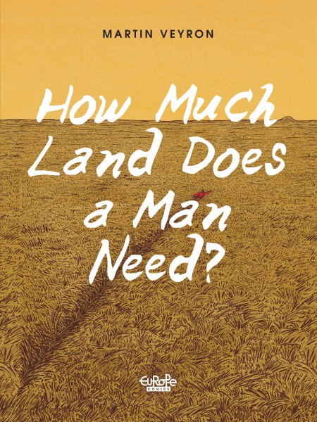 how much land does a man need moral