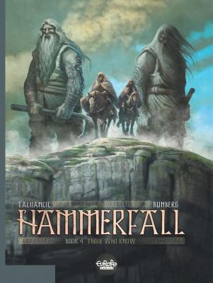 Hammerfall Tome 4 Ceux qui savent - Boris Talijancic,Sylvain Runberg