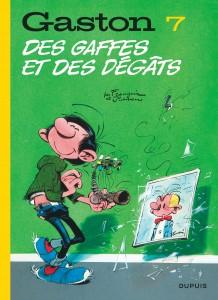cover-comics-gaston-edition-2018-tome-7-des-gaffes-et-des-dgts