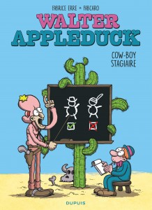 cover-comics-walter-appleduck-tome-1-stagiaire-cow-boy