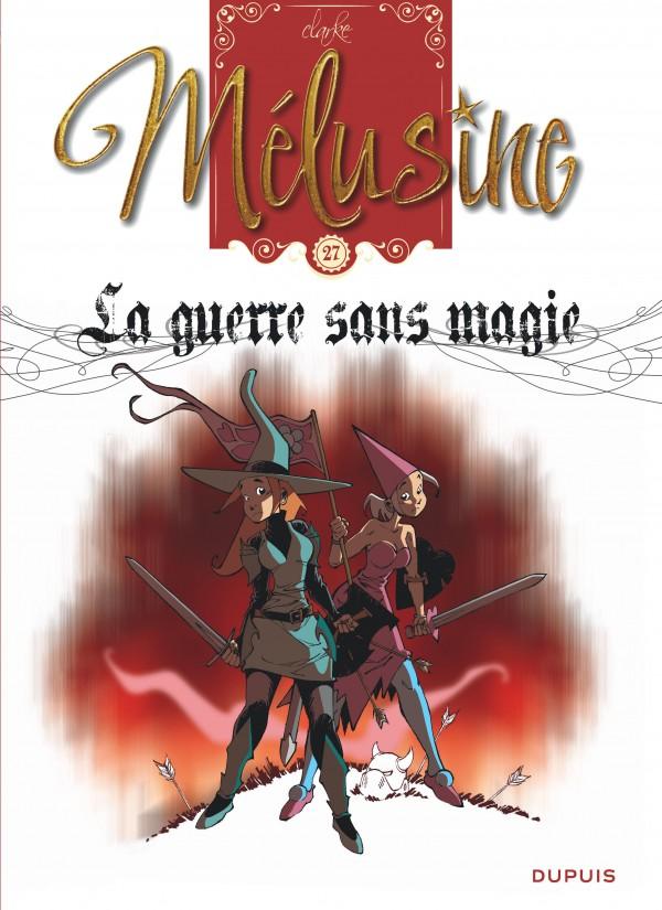 cover-comics-mlusine-tome-27-la-guerre-sans-magie