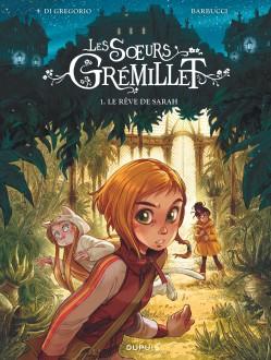 cover-comics-les-soeurs-grmillet-tome-1-le-rve-de-sarah