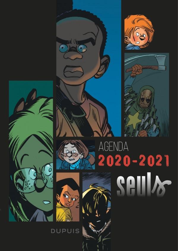 cover-comics-agenda-seuls-tome-0-agenda-seuls-2020-2021