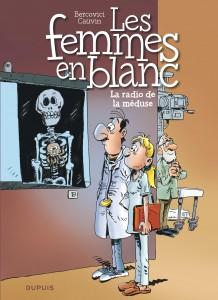 cover-comics-les-femmes-en-blanc-tome-42-la-radio-de-la-mduse