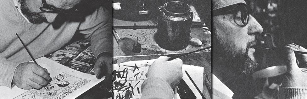 Franquin/Jijé - Comment on devient créateur de bandes dessinées