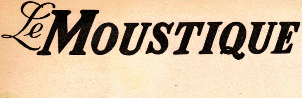 Les couvertures de Moustique