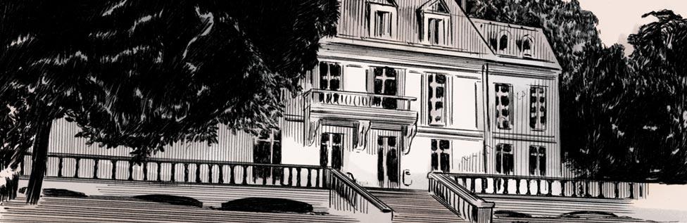 Le château des Ruisseaux