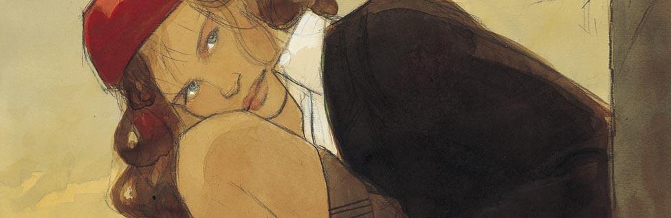 Artbook - Jeanne et Cécile