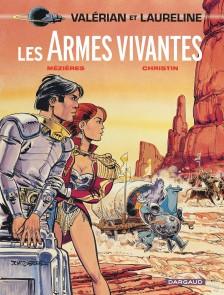 cover-comics-valrian-tome-14-armes-vivantes-les