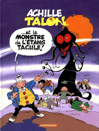 achille-talon-tome-39-achille-talon-et-le-monstre-de-letang-tacule