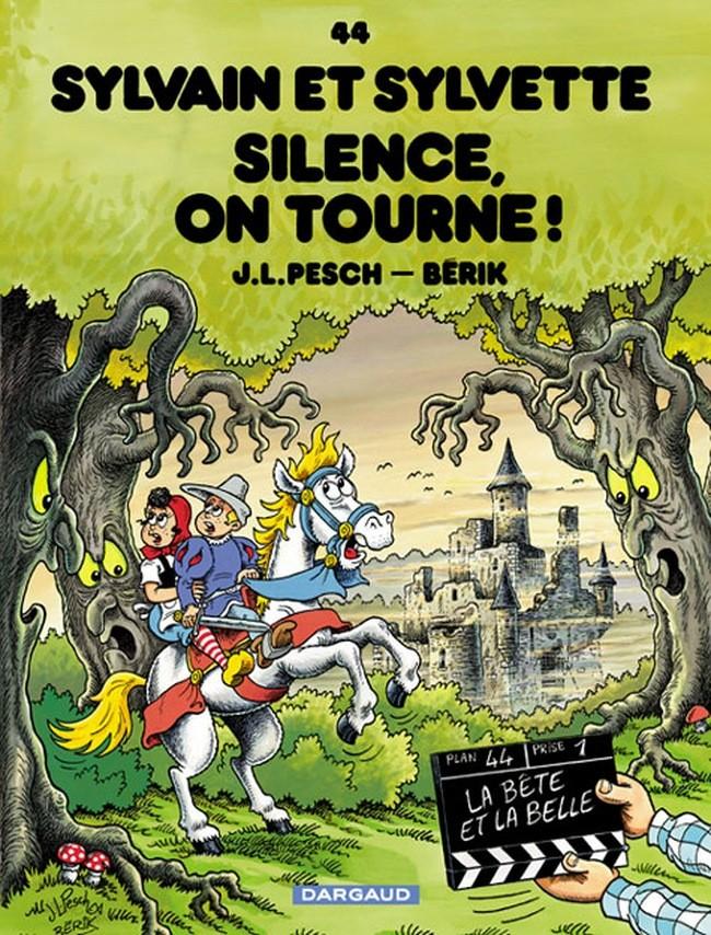 sylvain-et-sylvette-tome-44-silence-tourne
