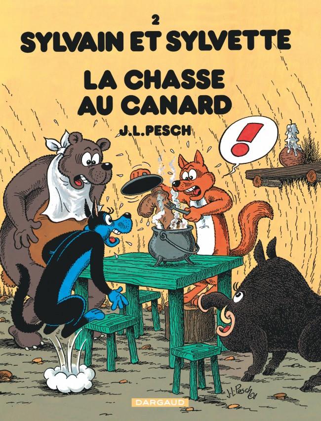 sylvain-et-sylvette-tome-2-chasse-au-canard-la
