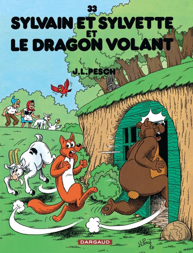 sylvain-et-sylvette-tome-33-dragon-volant-le