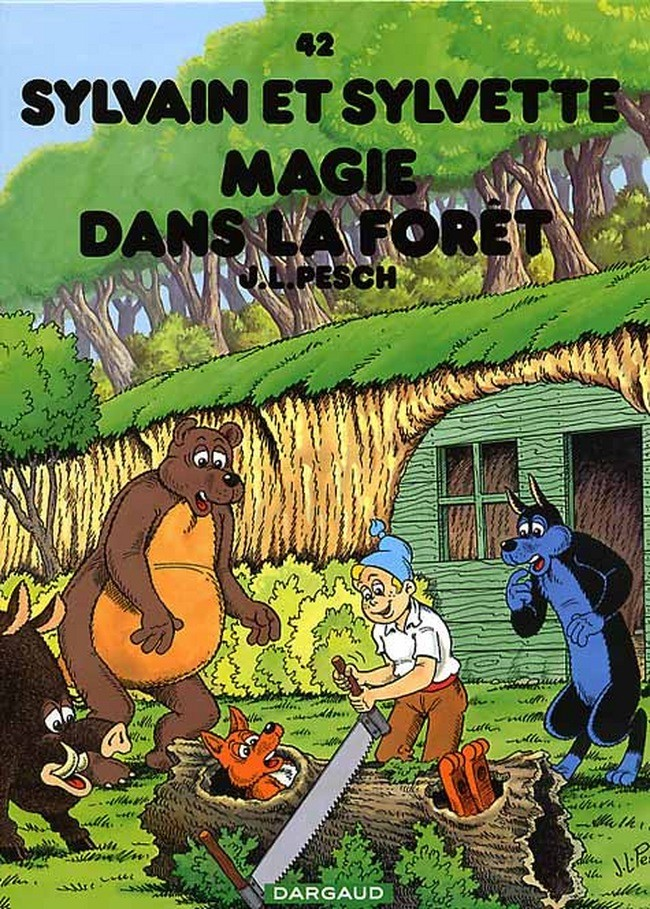 sylvain-et-sylvette-tome-42-magie-dans-la-foret
