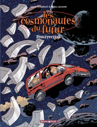 Les cosmonautes du futur  intégrale