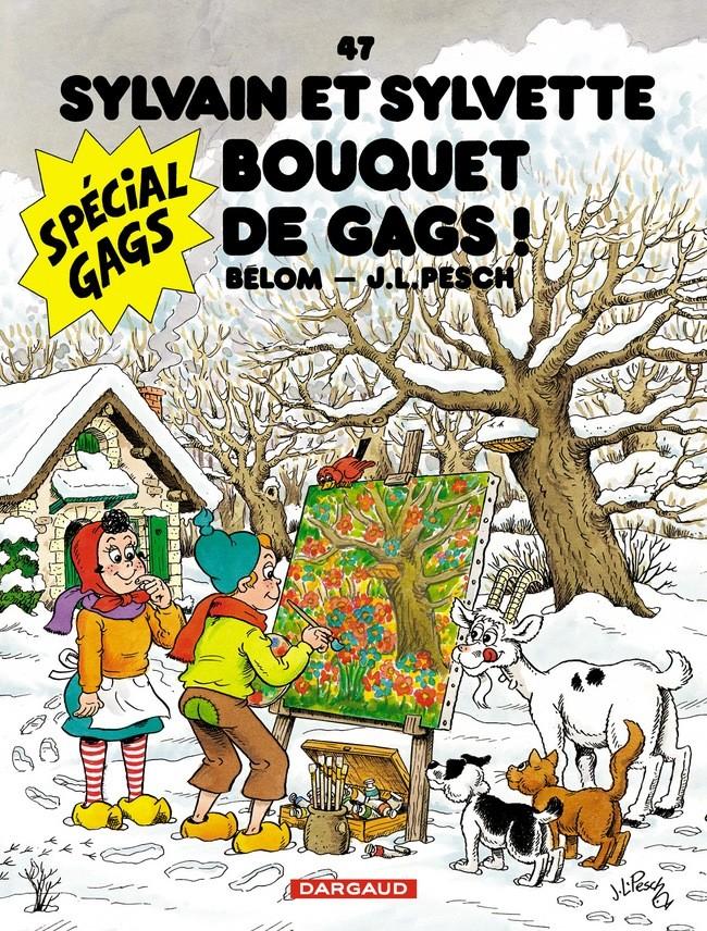 sylvain-et-sylvette-tome-47-bouquet-de-gags