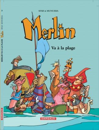 merlin-tome-3-merlin-va-la-plage