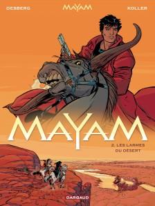 cover-comics-mayam-tome-2-les-larmes-du-dsert