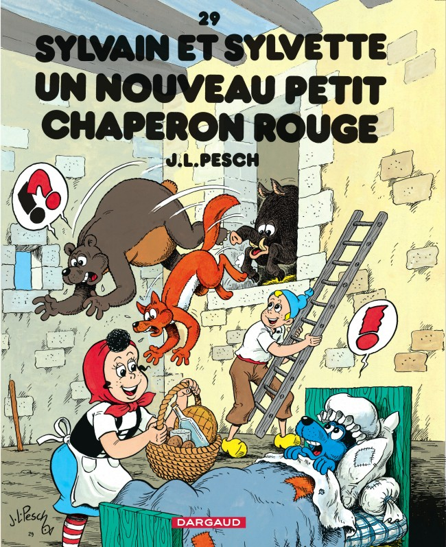 sylvain-et-sylvette-tome-29-nouveau-petit-chaperon-rouge-un