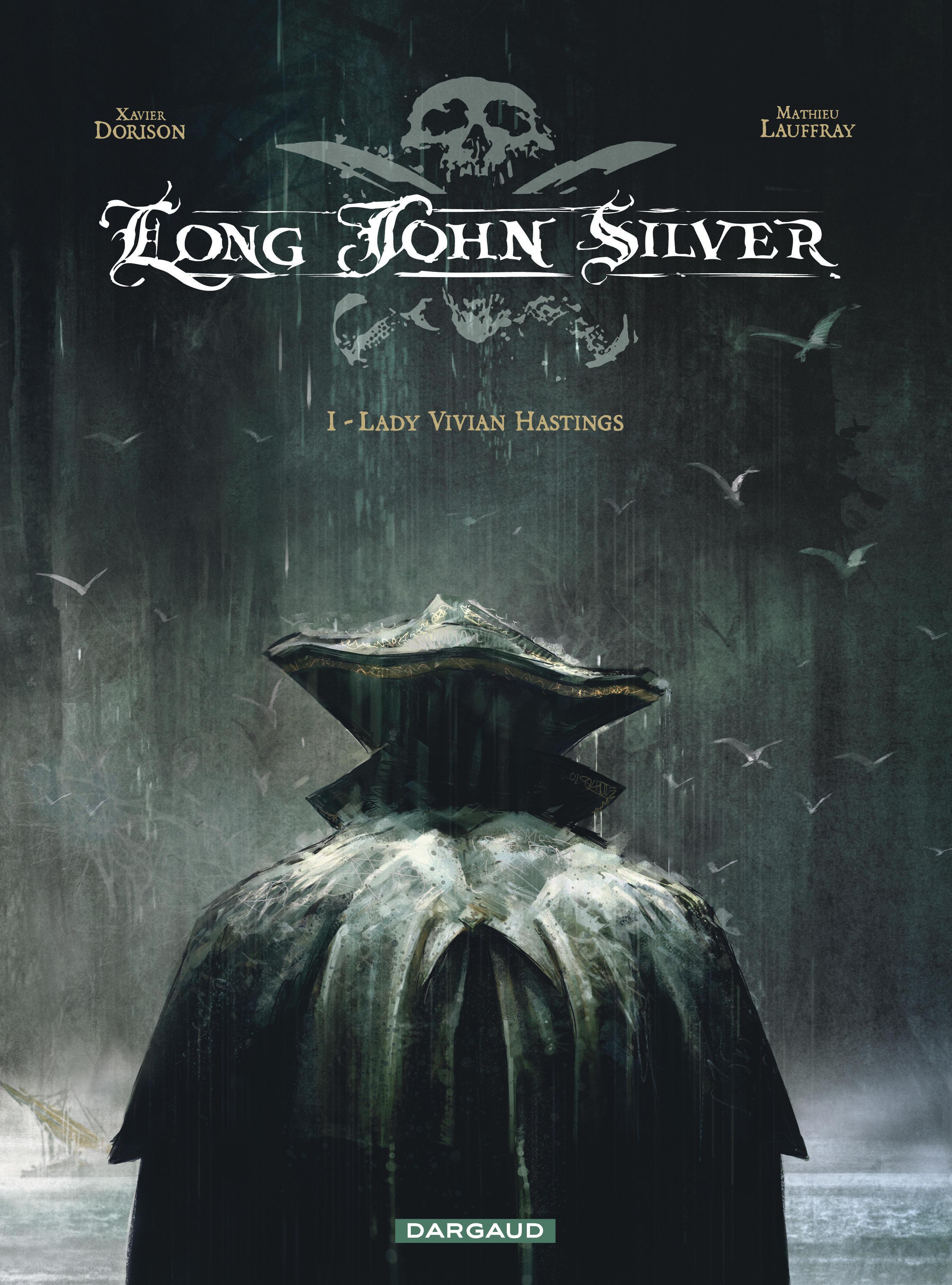 long john silver tome 1  lady vivian hastings