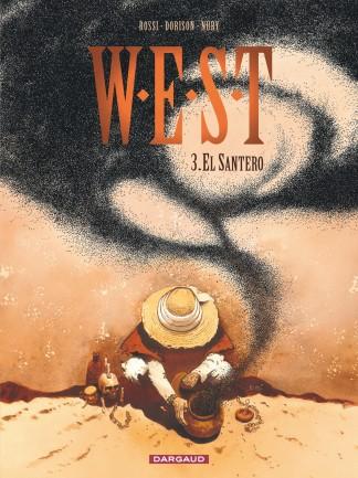 west-tome-3-el-santero