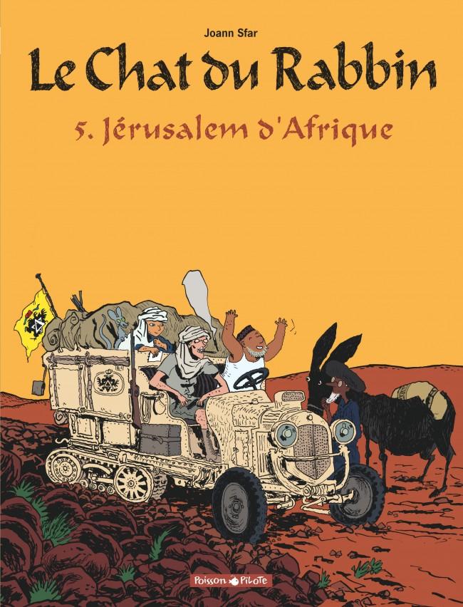 le-chat-du-rabbin-tome-5-jerusalem-dafrique