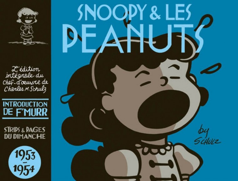 snoopy-integrales-tome-2-snoopy-et-les-peanuts-integrale-t2-1953-1954
