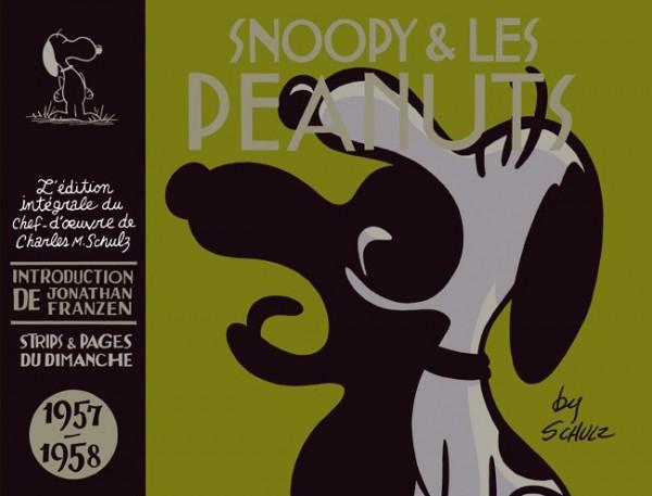 Snoopy et les Peanuts - Intégrale T4 (1957-1958)