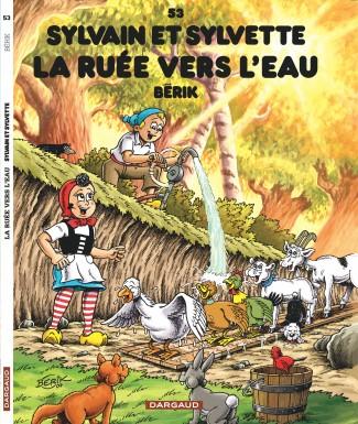 sylvain-et-sylvette-tome-53-la-ruee-vers-leau