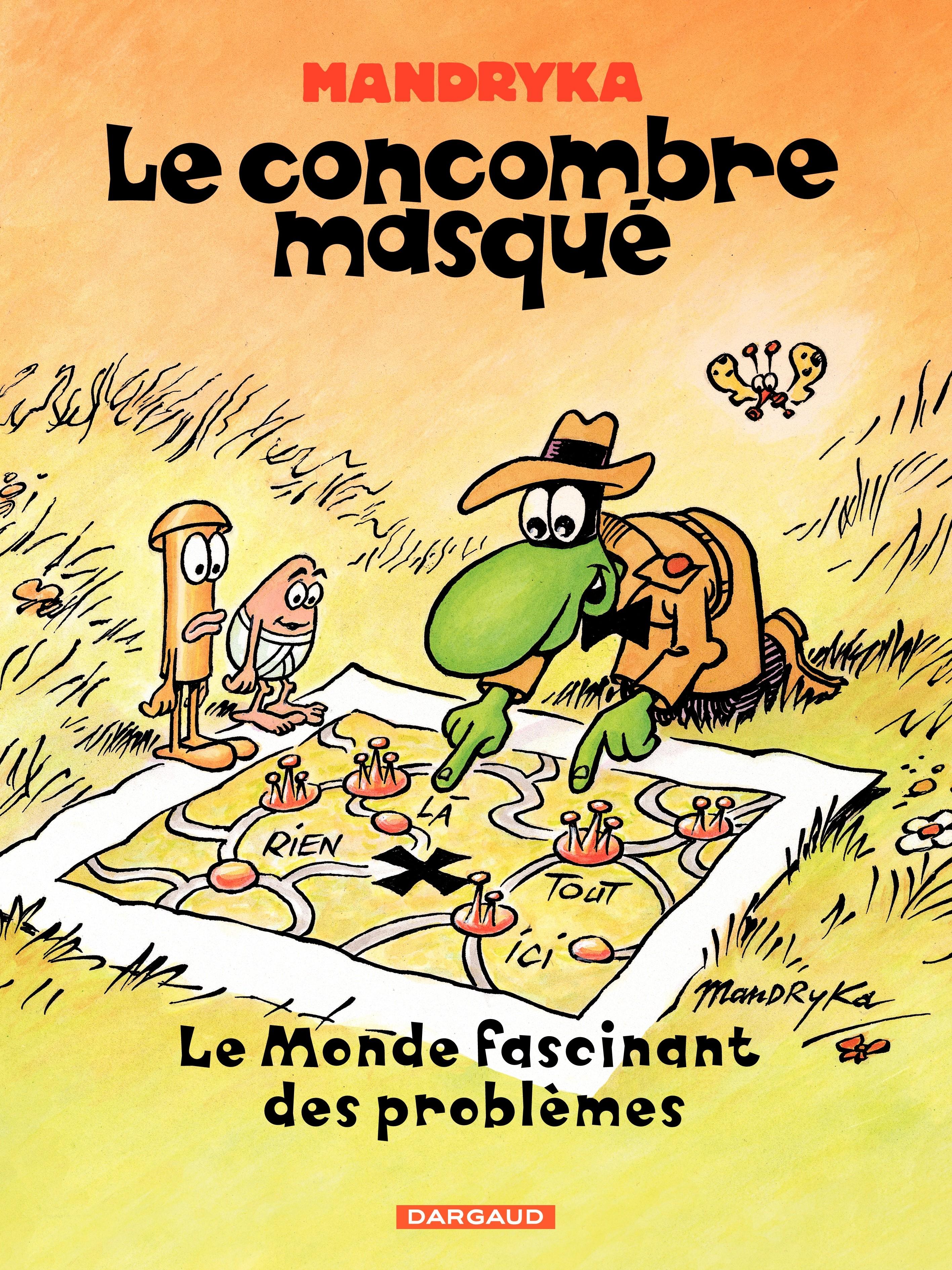 Bien-aimé Concombre Masqué (Le) Tome 2, Monde fascinant des problèmes (Le  RS54