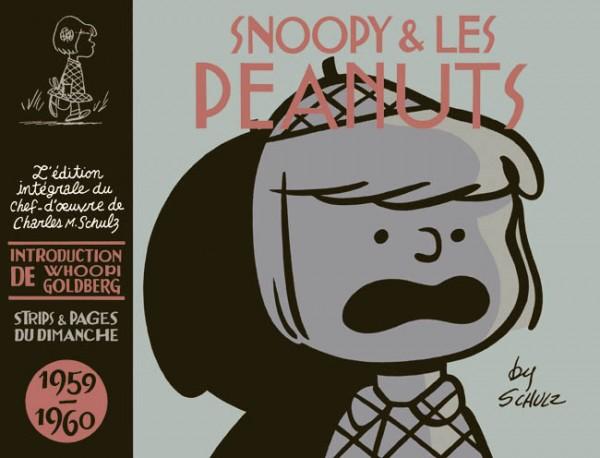 Snoopy et les Peanuts - Intégrale T5 (1959-1960)