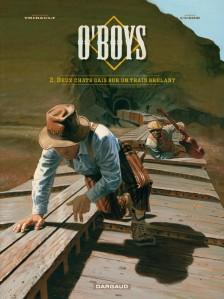cover-comics-o-8217-boys-tome-2-deux-chats-gais-sur-un-train-brlant