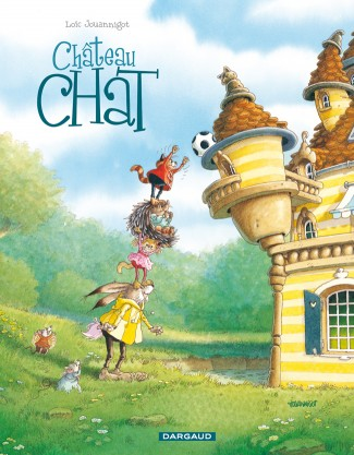 chateau-chat