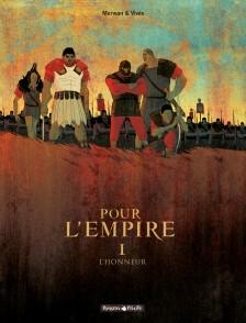 cover-comics-pour-l-8217-empire-tome-1-l-8217-honneur