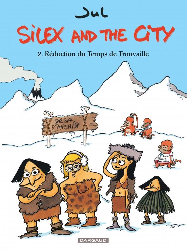 silex-and-city-tome-2-reduction-du-temps-de-trouvaille