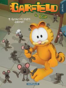 cover-comics-garfield-amp-cie-tome-5-quand-les-souris-dansent