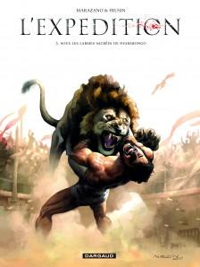 cover-comics-l-8217-expdition-tome-3-sous-les-larmes-sacres-de-nyabarongo