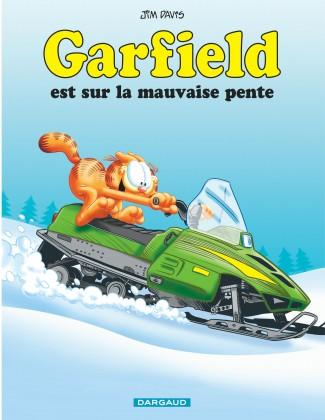 garfield-tome-25-garfield-est-sur-la-mauvaise-pente-25