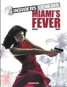 cover-comics-insiders-genesis-tome-3-miami-8217-s-fever