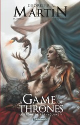 A Game of Thrones - Le Trône de fer – Tome 5