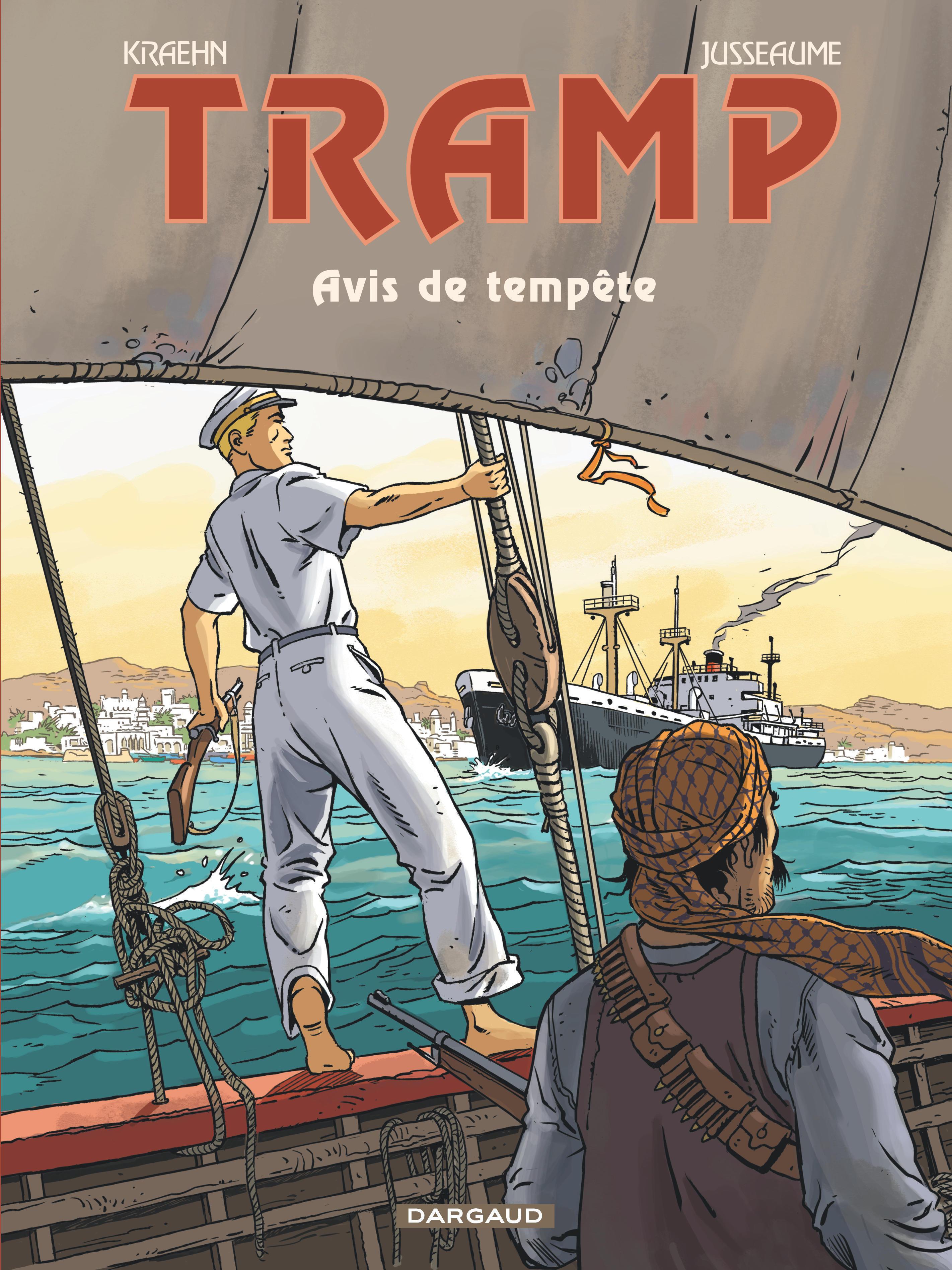 tramp tome 11  tramp - tome 11