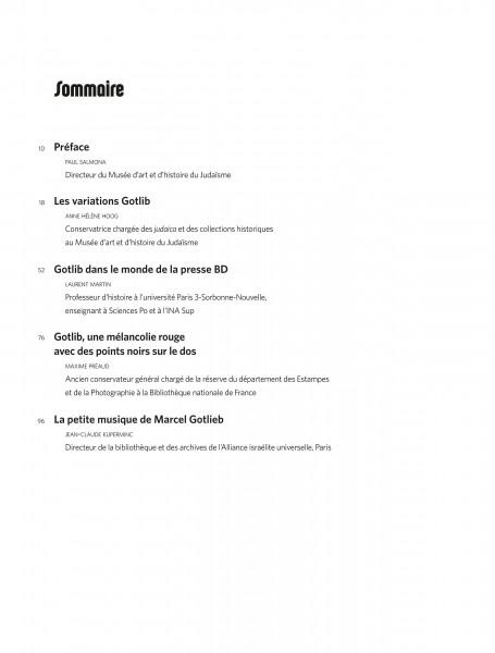Les Mondes de Gotlib - Catalogue d'Expo