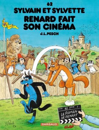 sylvain-et-sylvette-tome-62-renard-fait-son-cinema