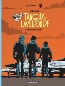 cover-comics-les-aventures-de-tanguy-et-laverdure-8211-intgrales-tome-6-baroud-sur-le-dsert